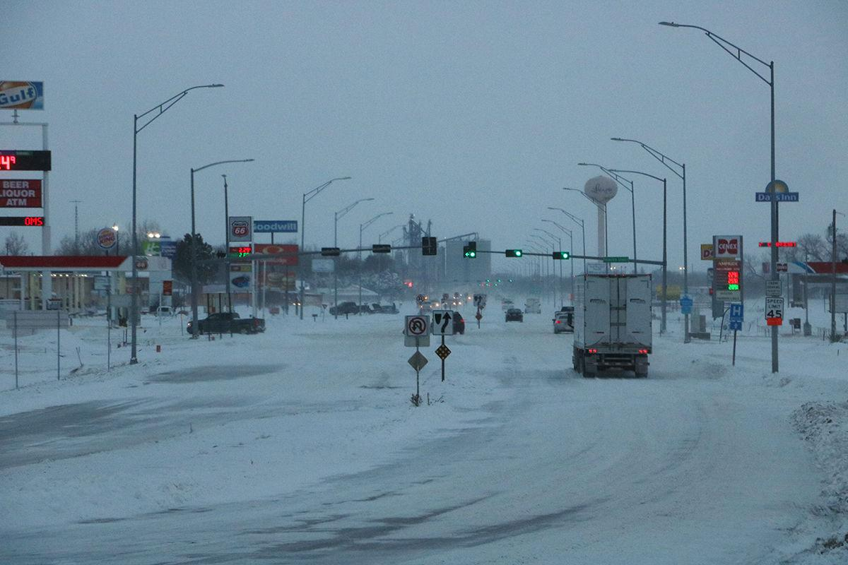 Lexington snow
