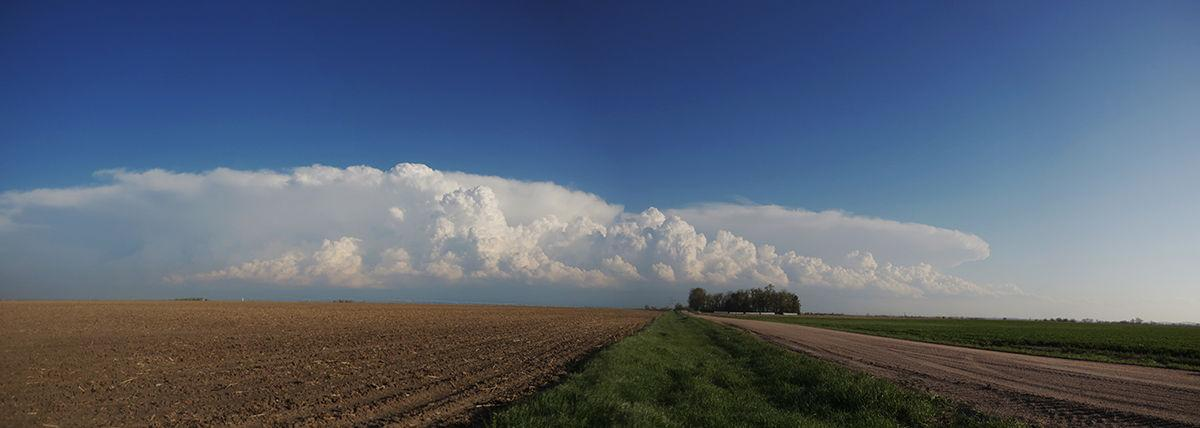 Supercell 7:01 p.m.