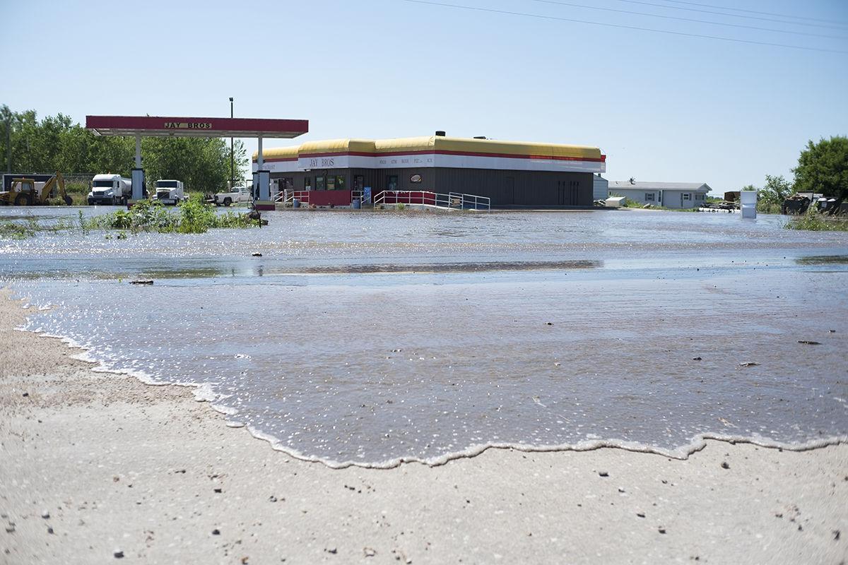 Flooded Jay Bros