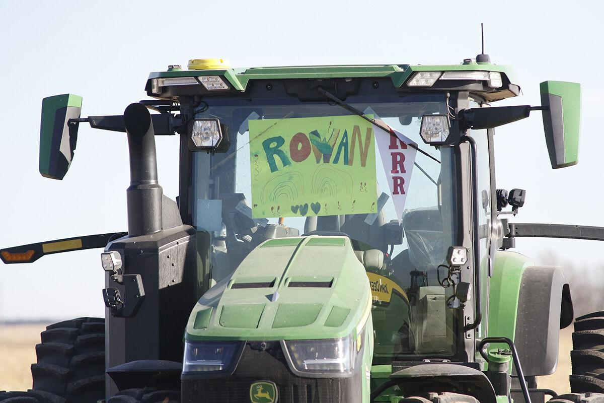 Rural Bertrand community comes together to support Rowan Rabe family