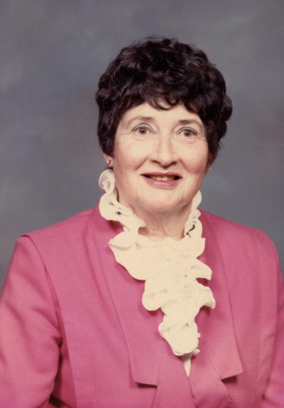 Rosalie Stuart Franklin