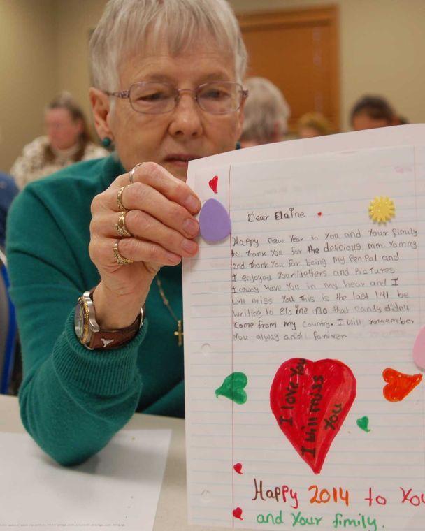 Pen pals meet face-to-face | Local News | lexch com