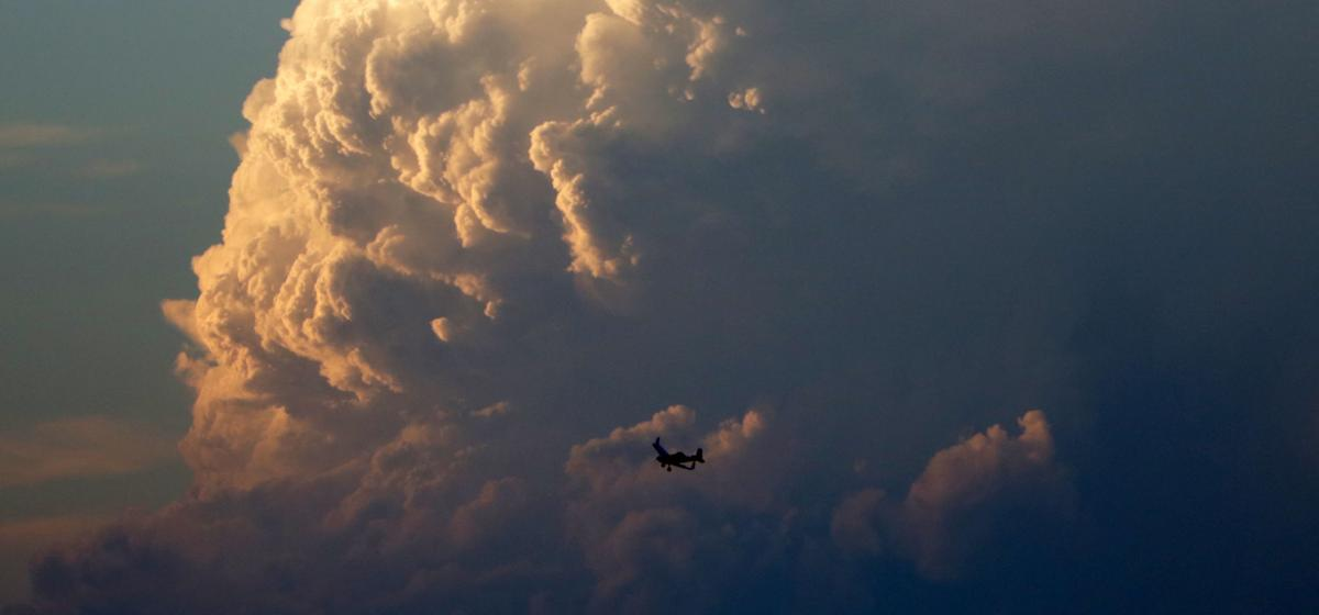 Cropduster and Thunderstorm