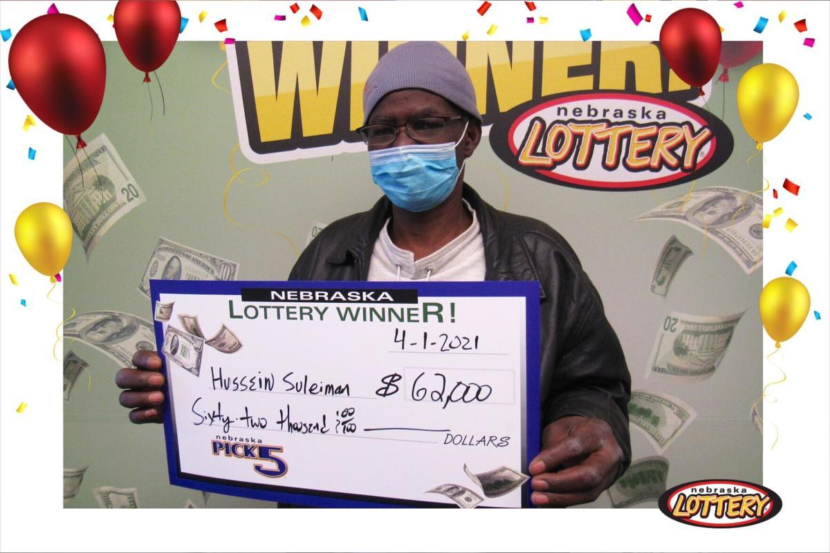 Lexington Man Wins $62,000 Playing Nebraska Pick 5