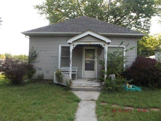2 Bedroom Home in Broken Bow - $40,000