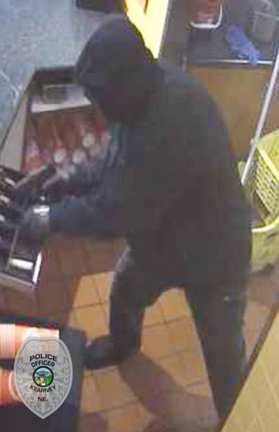 Taco John's robbery suspect