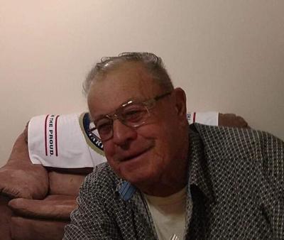 Walt Flint celebrating 80th birthday