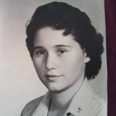 Doris Ann Gregg