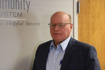 Lyle Davis reflects on 27 years as Cozad Community Health System administrator