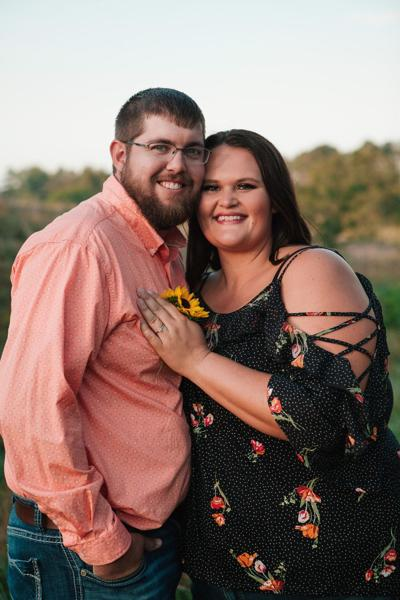 Shelbi Dittmer and Kaleb Hammond plan June wedding