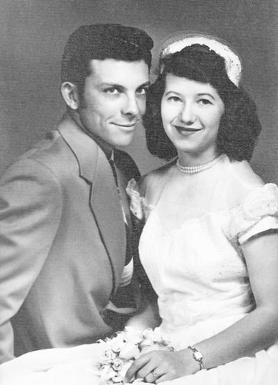 Myrl & Ona Sage  celebrating 65th Wedding Anniversary