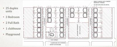 Lexington city council considers housing development plan for St. Ann's property