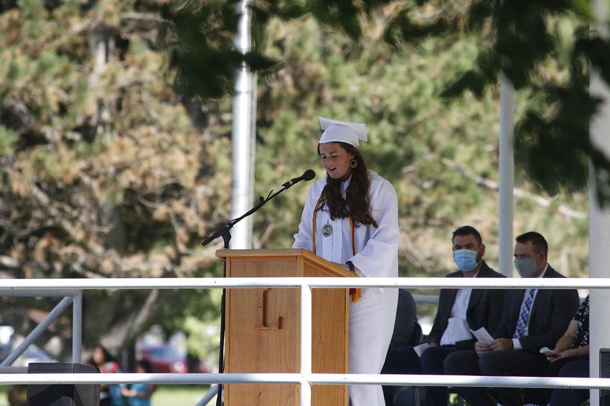 "Lexington's ""resilient,"" Class of 2020 finally turns the tassel at graduation"