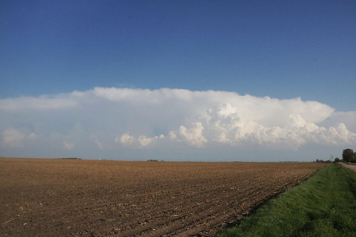 Supercell 6:46 pm