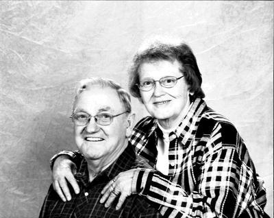 Hagans Celebrating 60 years of marriage Feb. 25