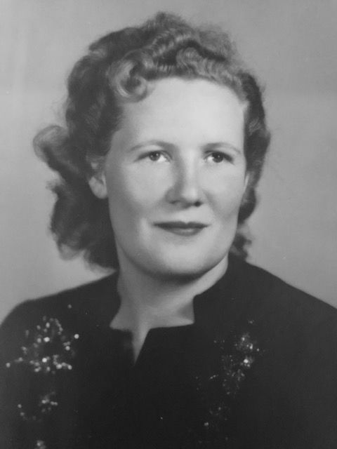 Ruth Yentes celebrating 95 years