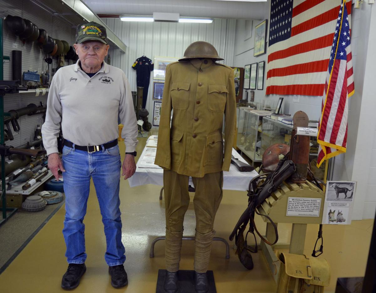 Years Later Military Museum Remembers US Joining WWI News - Military museums in us