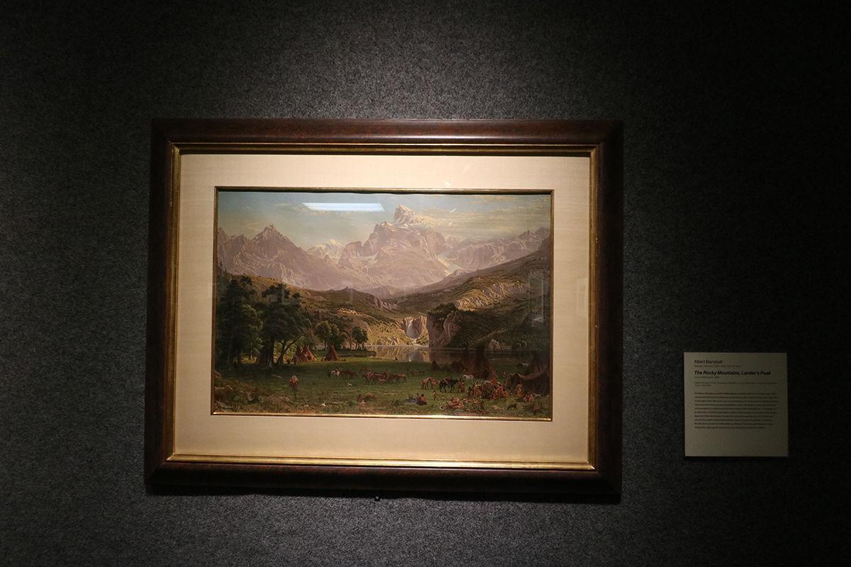 """The Rocky Mountains, Lander's Peak"""
