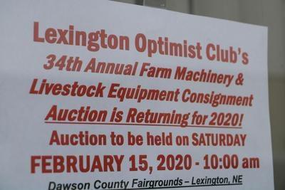 The Lexington Optimist Club Consignment Auction is back