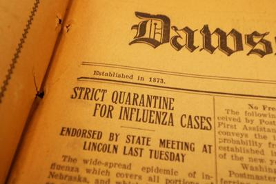 A look back on the pandemic which struck the world 102 years ago: Spanish Influenza, Part II