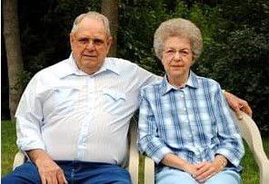 Kenneth (Bud) and JoAnn Small celebrate 65 years Nov. 3