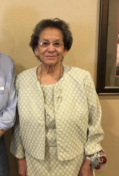 87th Birthday for Helen Araujo