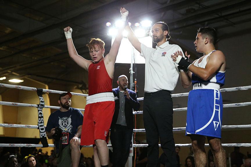 Lex fighter earns win in Kearney