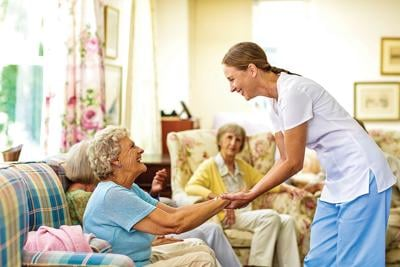 To allow more visitors and relax rules, Nebraska nursing homes must test all workers