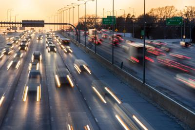 Lawmakers advance bill to boost speed limits with amendment to remove I-80's eligibility