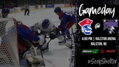 Gameday Preview: Storm battle Buccaneers in I-80 Showcase