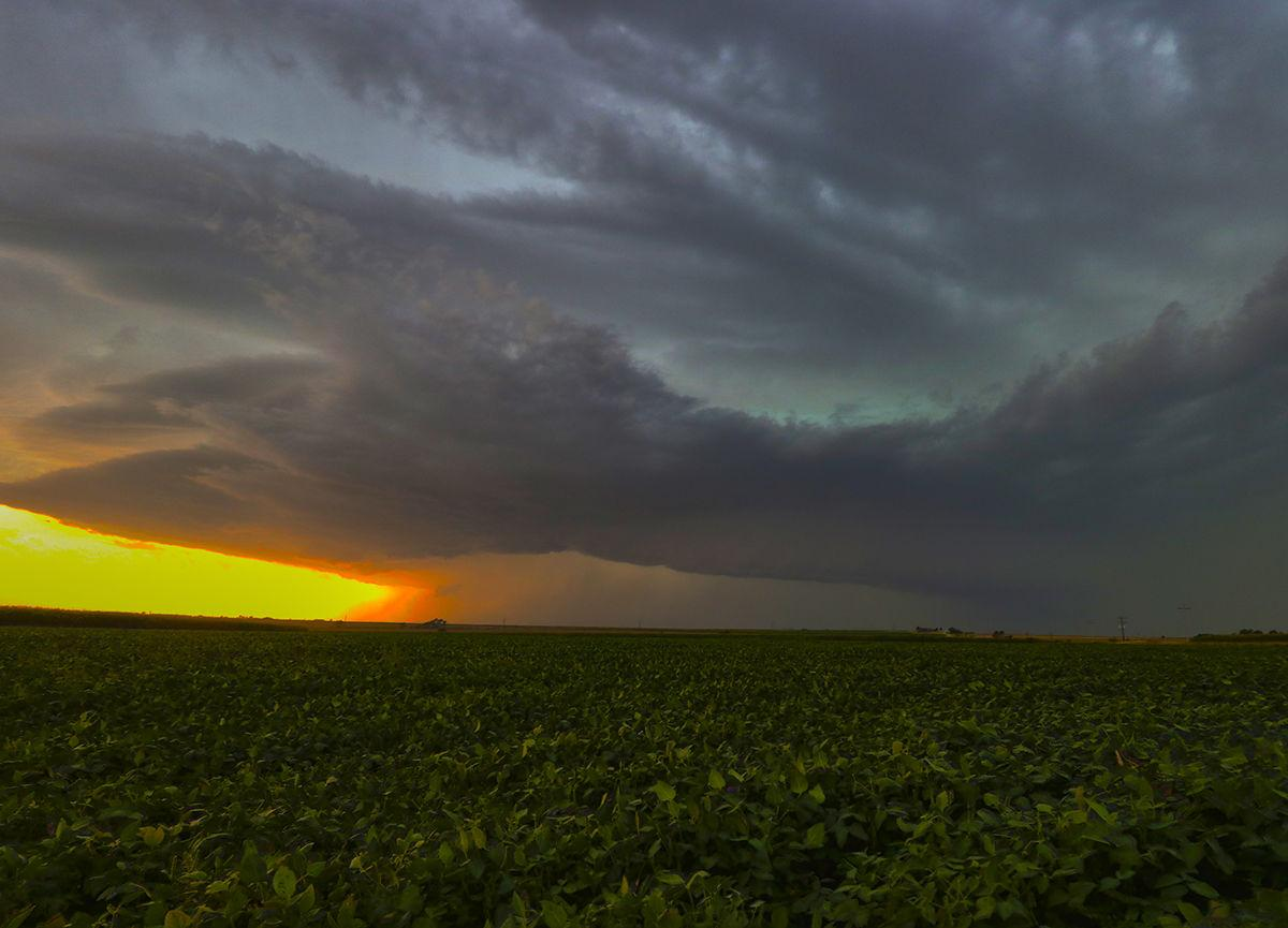 Supercell near McCook
