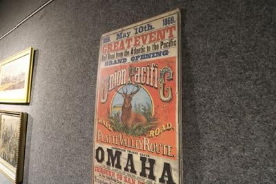 Dawson County Museum displays highlights Union Pacific Railroad historical importance