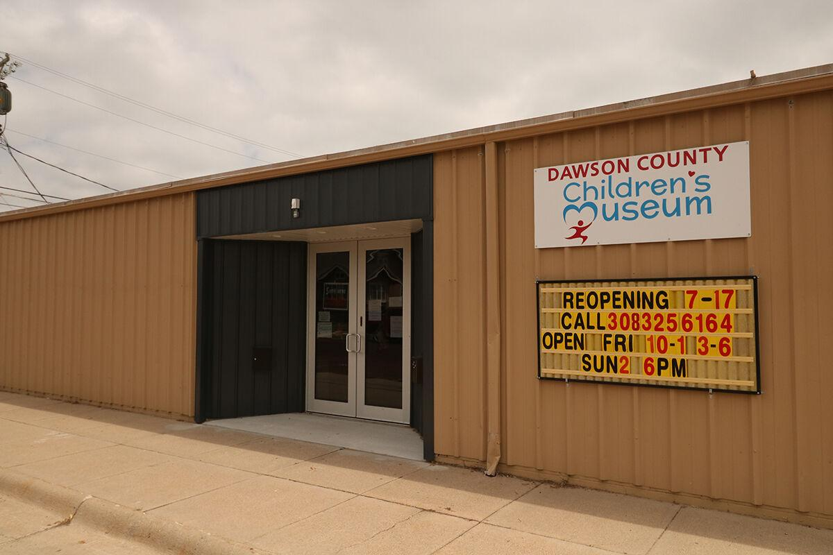 Dawson County Children's Museum reopens at limited capacity, masks required