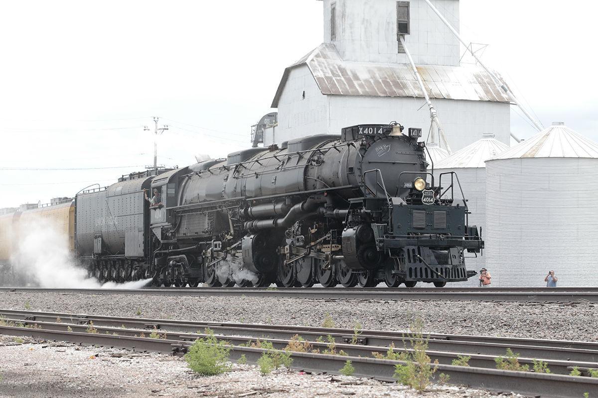 No. 4014 in Cozad