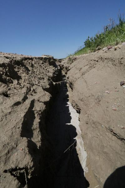 Property damage vs. crop damage, commissioners discuss destroyed real property