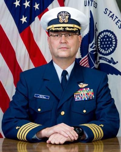 Capt. Bruce H. Boyle
