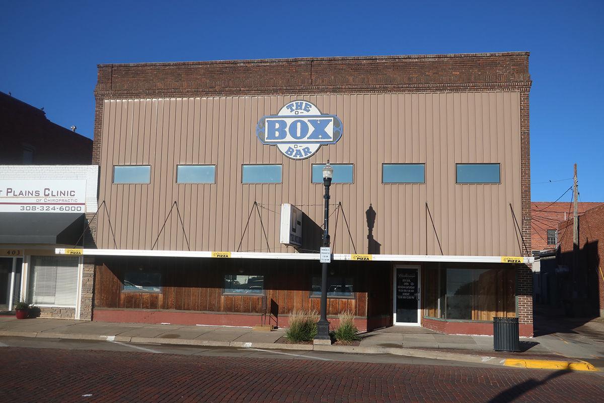 Former Box Bar