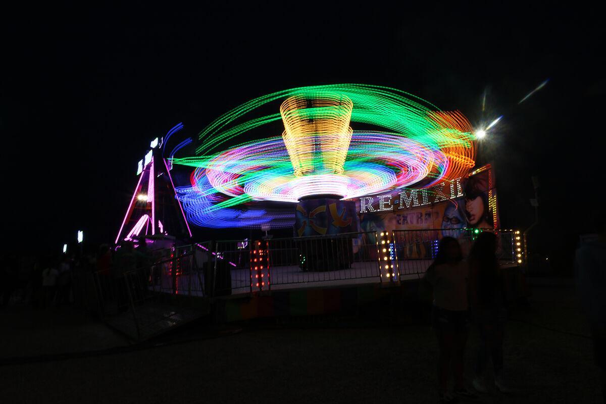 """County Pride, County Wide,"" at the 2021 Dawson County Fair"