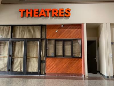 Hilltop Mall theatres