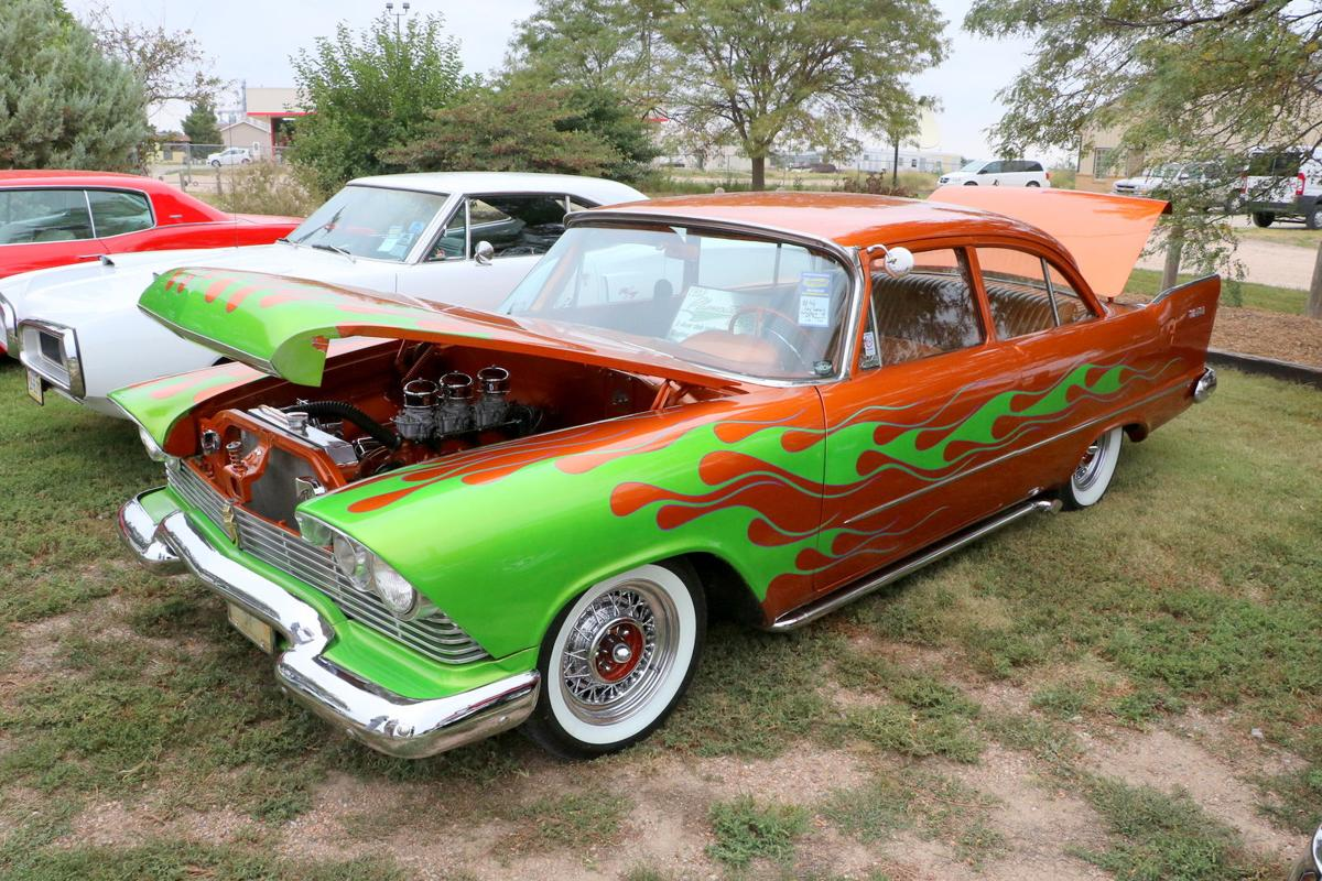 Car show: flashbacks in time with classic, vintage cars | News ...