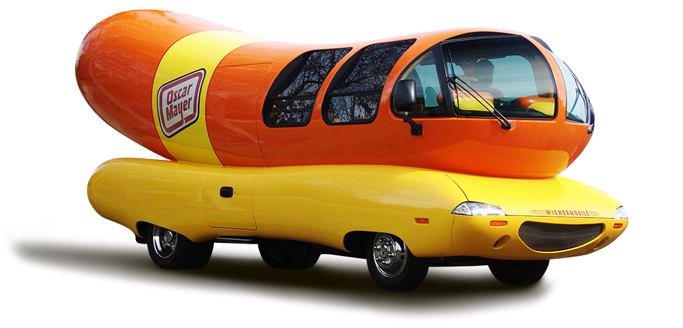 oscar mayer wienermobile to visit plum creek market place friday news. Black Bedroom Furniture Sets. Home Design Ideas