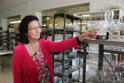 Tiede's Second-Hand and Antiques in Overton gets new owner