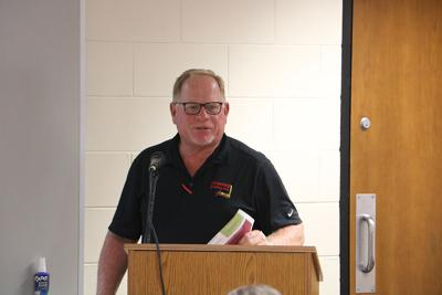 New officers and directors on Central Platte NRD board, Lexington's Tom Downey appointed to Sub-District 2