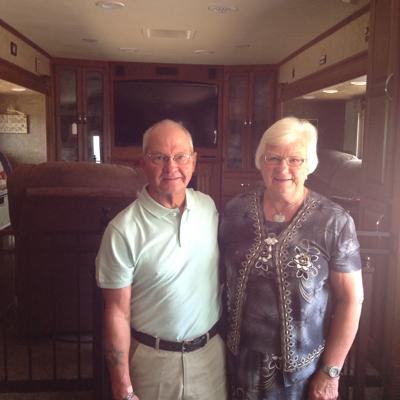 Werners Celebrating 50th Wedding Anniversary