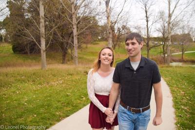 Elyssa Lueck and Timothy Harris Engagement