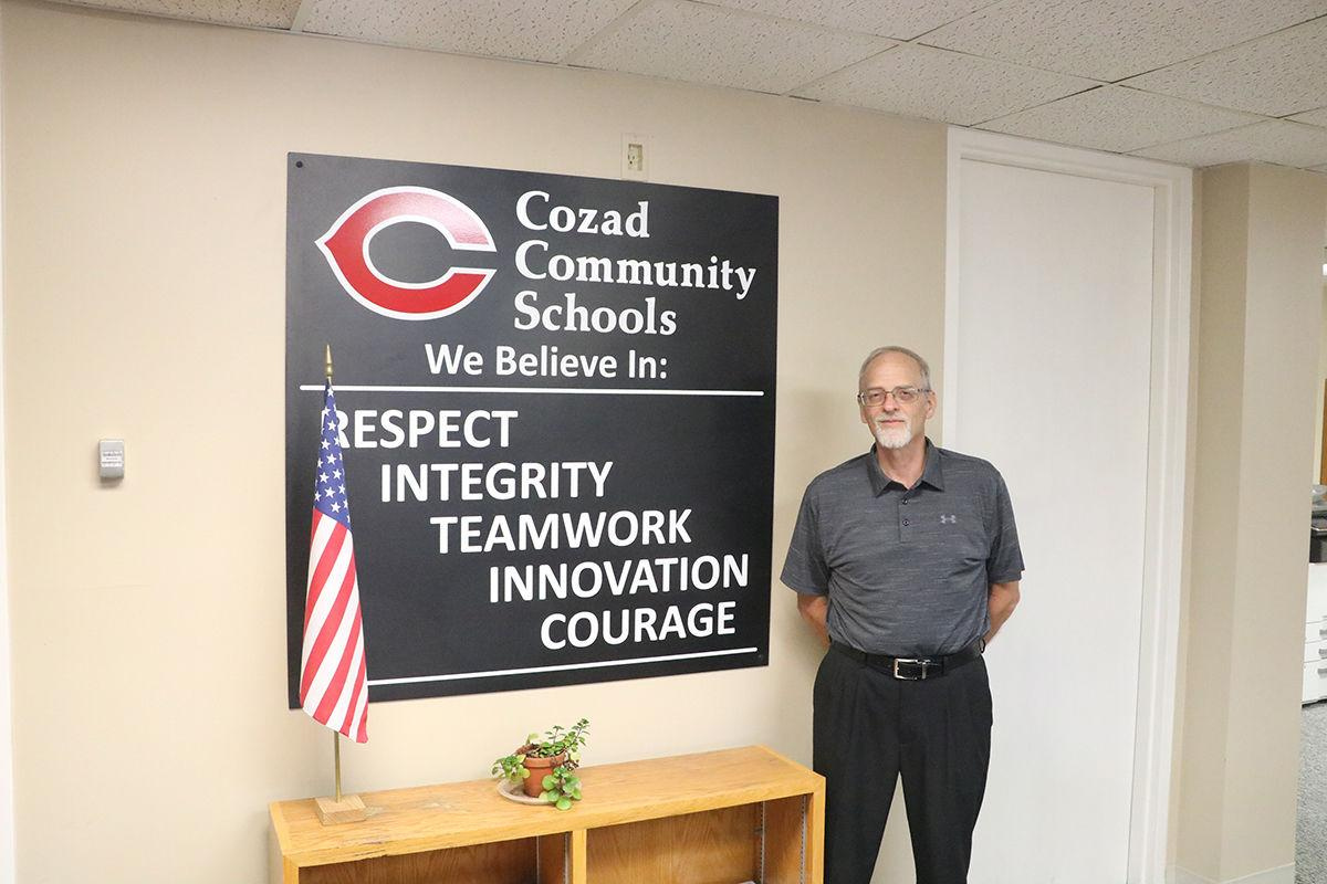 Ron Wymore appointed as Cozad superintendent for 2019-2020 school year