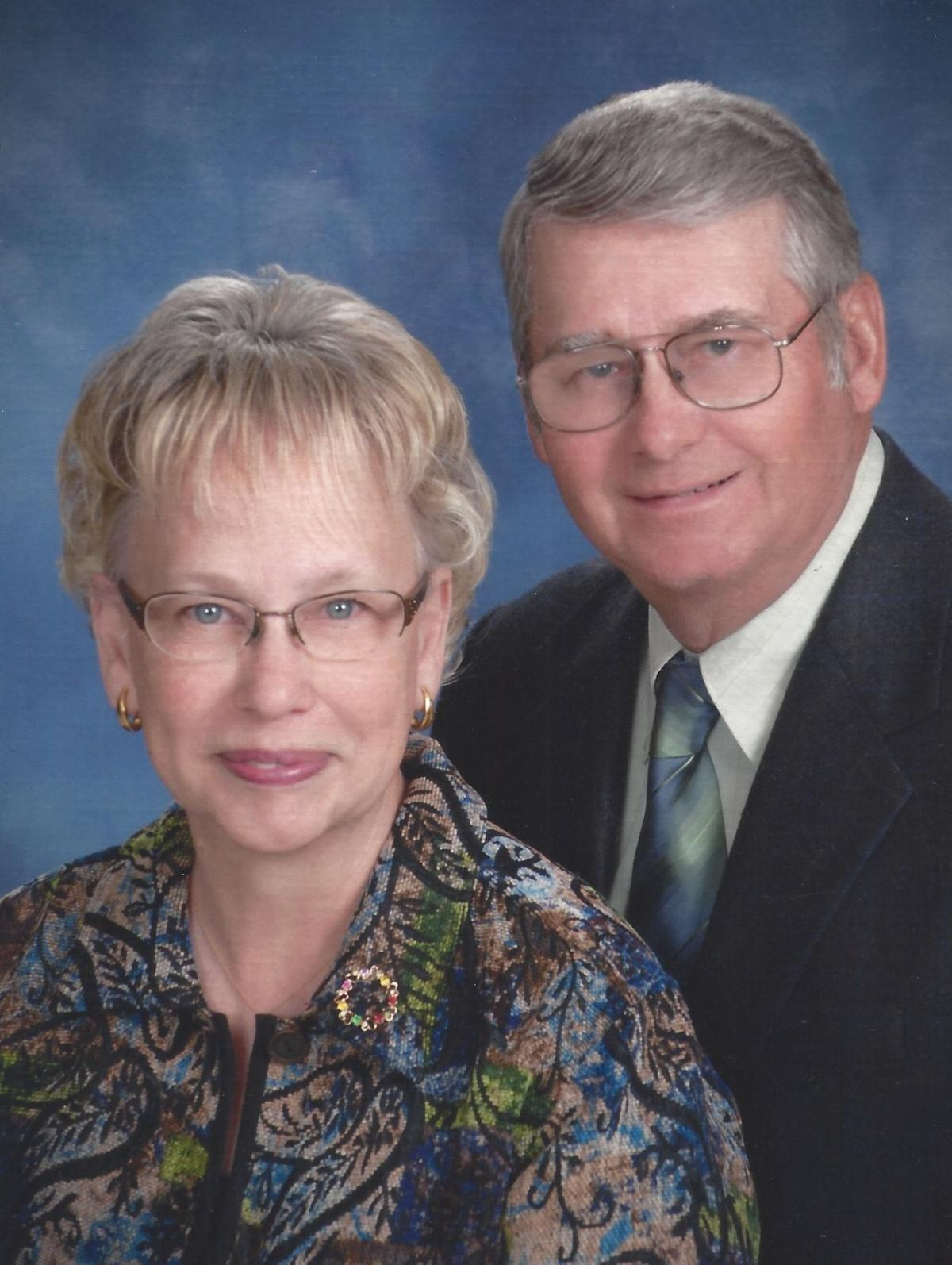 Renkens celebrating 50th wedding anniversary