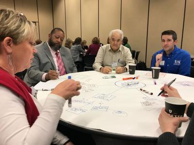 Elder care forum
