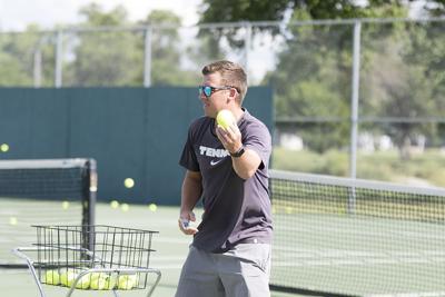 Saulsbury takes LHS tennis head coach duties