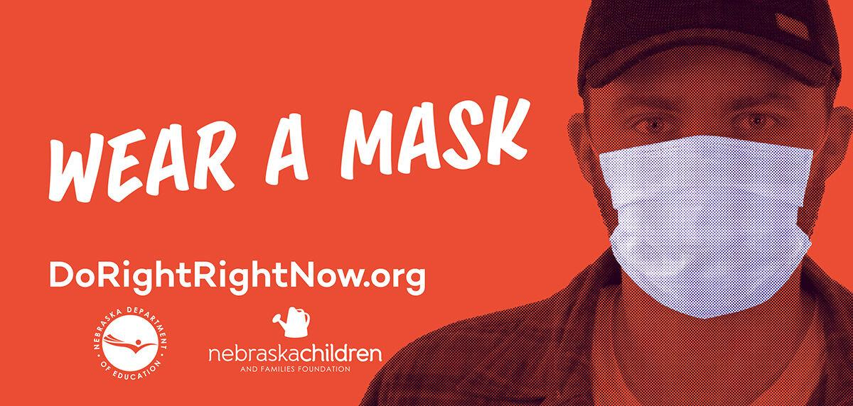 Do Right, Right Now Wear a Mask